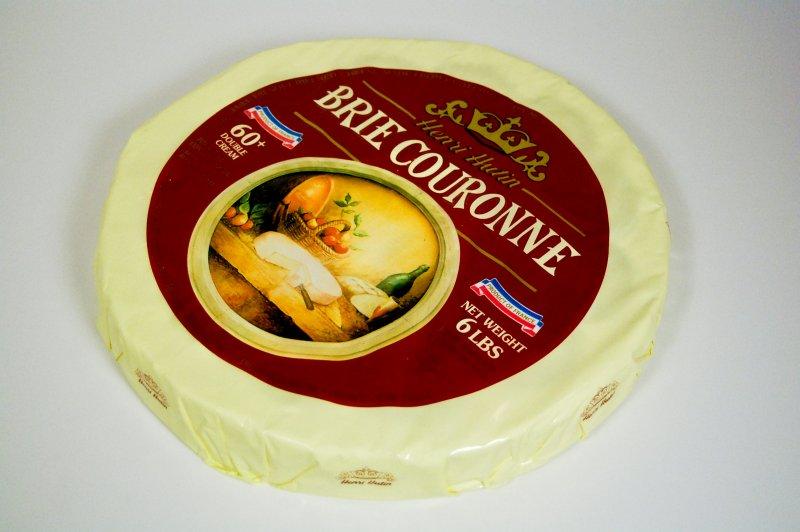 peacock cheese  couronne brie 1 kg